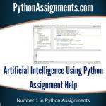 Artificial Intelligence Using Python