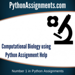 Computational Biology using Python