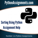 Sorting Using Python
