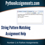 String Pattern Matching