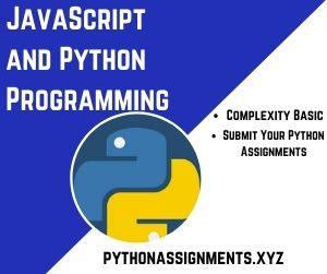 JavaScript and Python Programming
