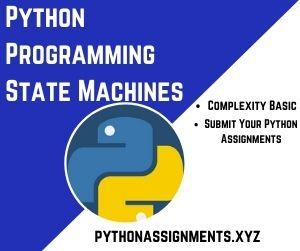 Python Programming State Machines