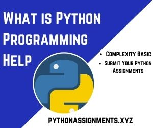 What is Python Programming Help
